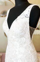 Watters   Wedding Dress   Fit to Flare   W1105L