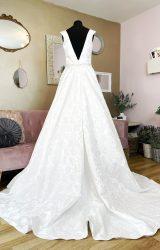 White Rose | Wedding Dress | Aline | W1108L