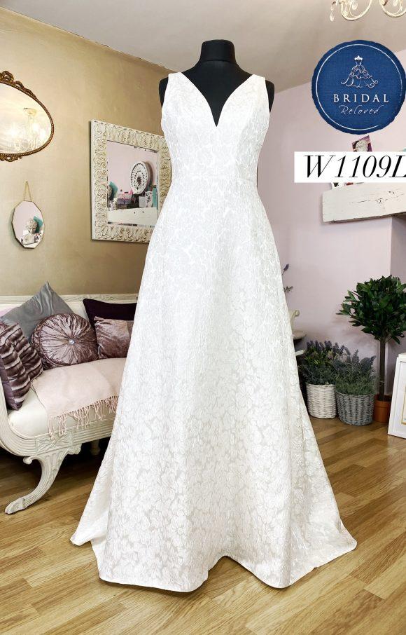 Alan Hannah | Wedding Dress | Aline | W1109L