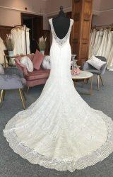 Madison James | Wedding Dress | Fit to Flare | G72C