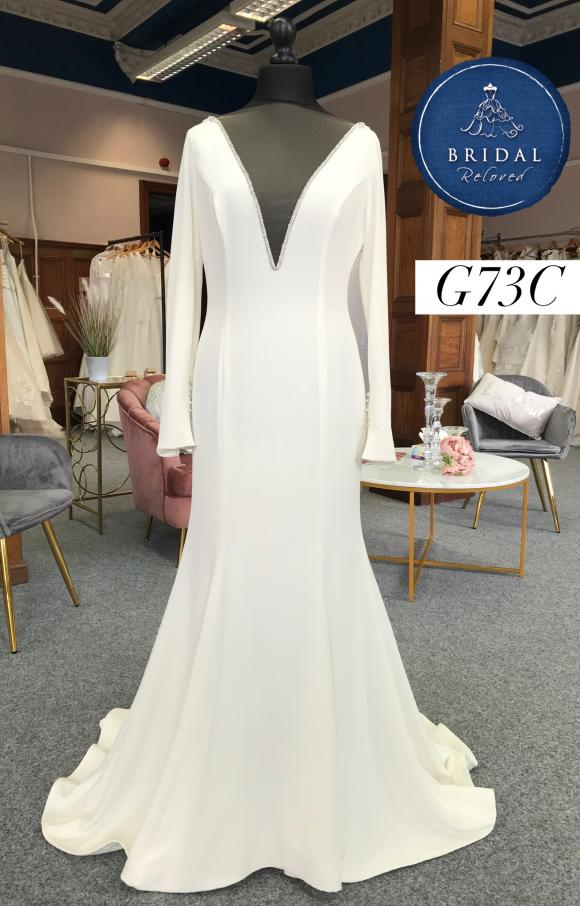 Alessandra Rinaudo | Wedding Dress | Fit to Flare | G73C
