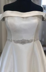 Terra Bridal | Wedding Dress | Aline | LE401M