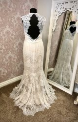 Catherine Deane | Wedding Dress | Fit to Flare | Y162E