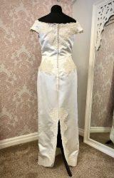 Alfred Angelo | Wedding Dress | Column | Y165E