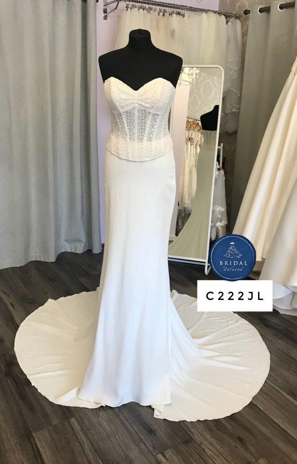 Martina Liana | Wedding Dress | Separates | C222JL/C228JL