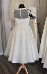 Lou Lou   Wedding Dress   Tea Length   C230JL