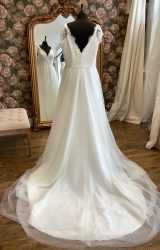 Terra Bridal | Wedding Dress | Aline | WN113D