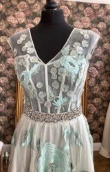 Bowen Dryden   Wedding Dress   Aline   WN118D