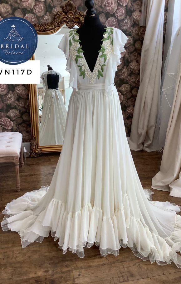 Bowen Dryden | Wedding Dress | Aline | WN117D