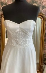 Charlie Brear | Wedding Dress | Aline | WN120D