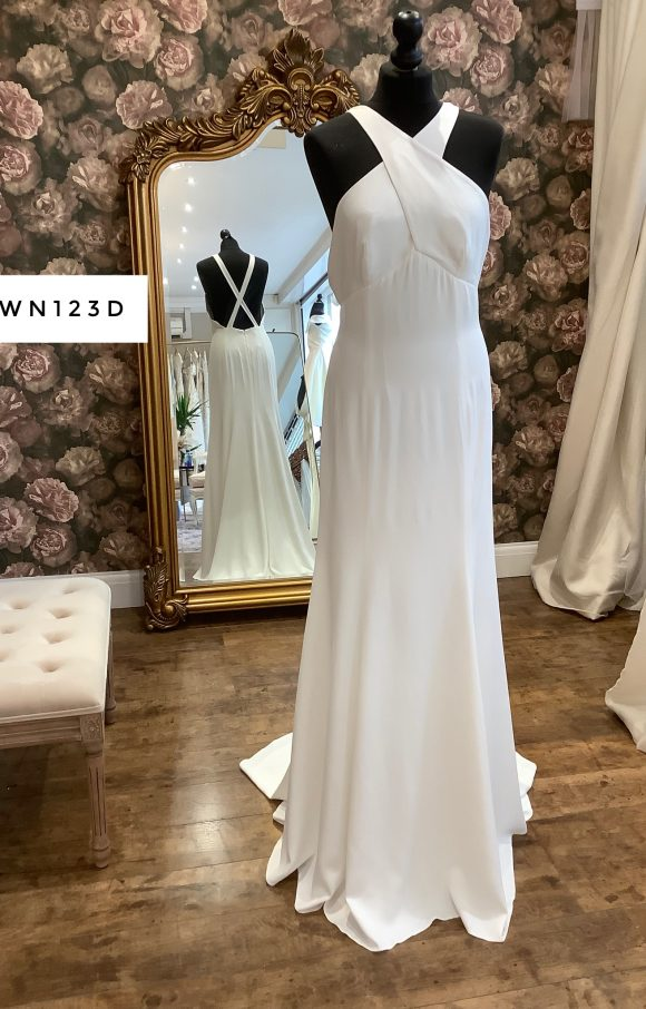 Charlie Brear   Wedding Dress   Fit to Flare   WN123D