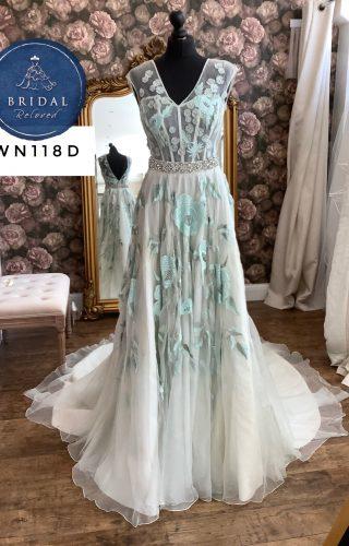 Bowen Dryden | Wedding Dress | Aline | WN118D