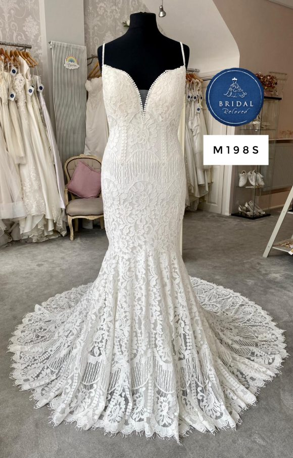 Allure | Wedding Dress | Fishtail | M198S