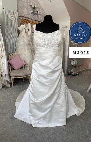 Veromia   Wedding Dress   Aline   M201S