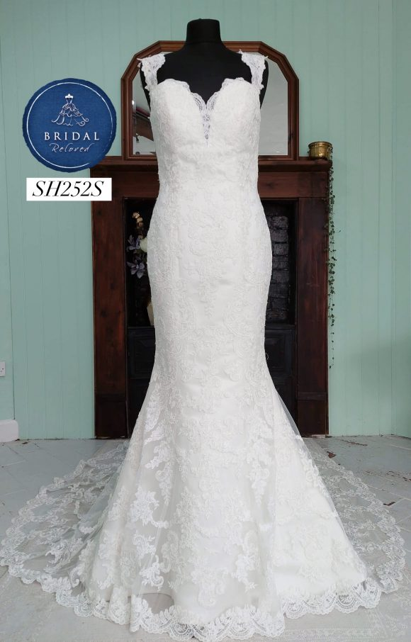 Venus | Wedding Dress | Fit to Flare | SH252S