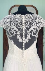 Lillian West | Wedding Dress | Aline | SH268S