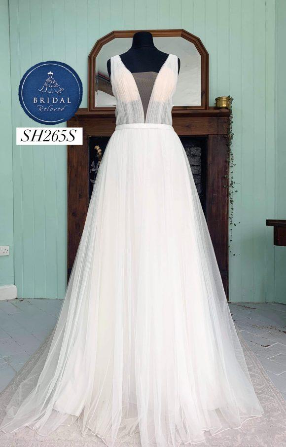 Sincerity | Wedding Dress | Aline | SH265S