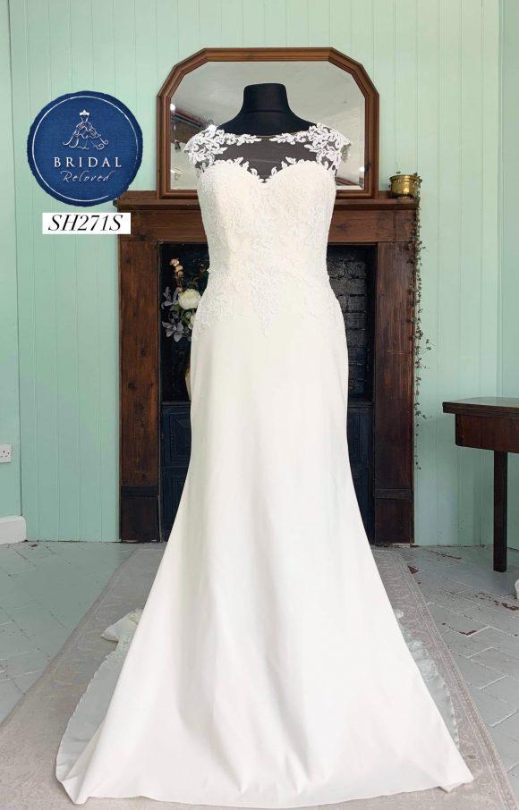 Ronald Joyce   Wedding Dress   Fit o Flare   SH271S