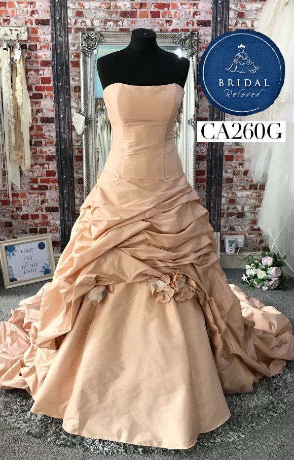 Eternally Yours | Wedding Dress | Drop Waist | CA260G
