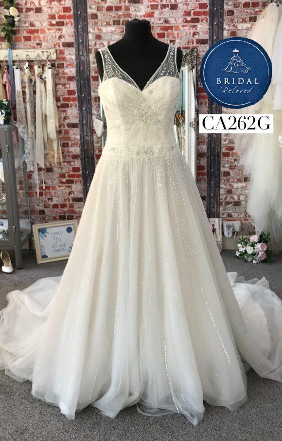 Olivia Grace | Wedding Dress | Aline | CA262G