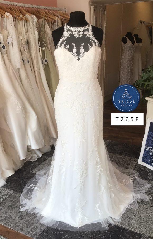 Enzoani | Wedding Dress | Fit to Flare | T265F
