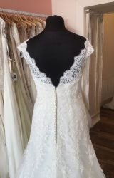 Morilee | Wedding Dress | Fit to Flare | T266F