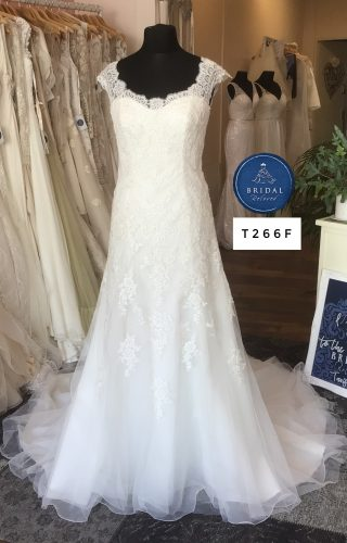 Morilee   Wedding Dress   Fit to Flare   T266F