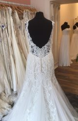 Charlotte Balbier | Wedding Dress | Fit to Flare | T225F