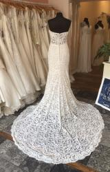 Wilderly   Wedding Dress   Fit to Flare   T231F