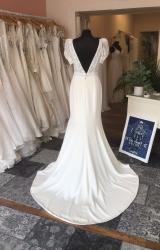 Sassi Holford   Wedding Dress   Fit to Flare   T232F