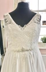Terra Bridal | Wedding Dress | Aline | TB001
