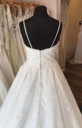 Martin Thornburg | Wedding Dress | Aline | T239F
