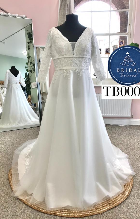 Terra Bridal | Wedding Dress | Aline | TB0002