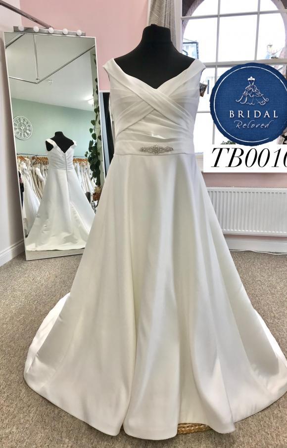 Terra Bridal   Wedding Dress   Aline   TB0010