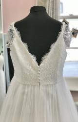 Terra Bridal   Wedding Dress   Aline   TAB0014