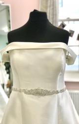 Terra Bridal   Wedding Dress   Aline   TAB0007