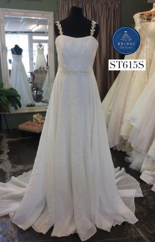 Savin   Wedding Dress   Aline   ST615S
