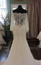 Watters | Wedding Dress | Fit to Flare | ST613S