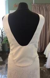 Savin | Wedding Dress | Sheath | ST607S