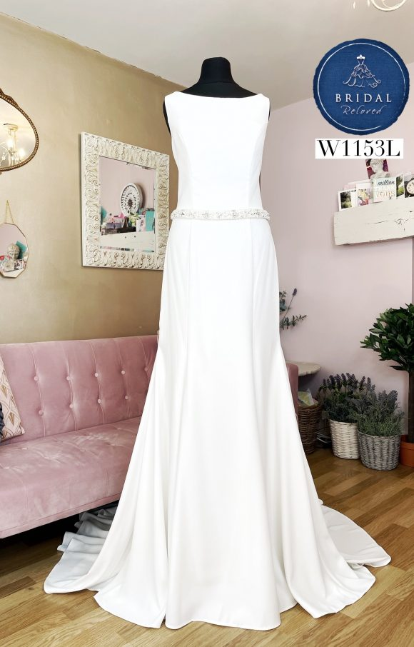 Morilee | Wedding Dress | Fit to Flare | W1153L