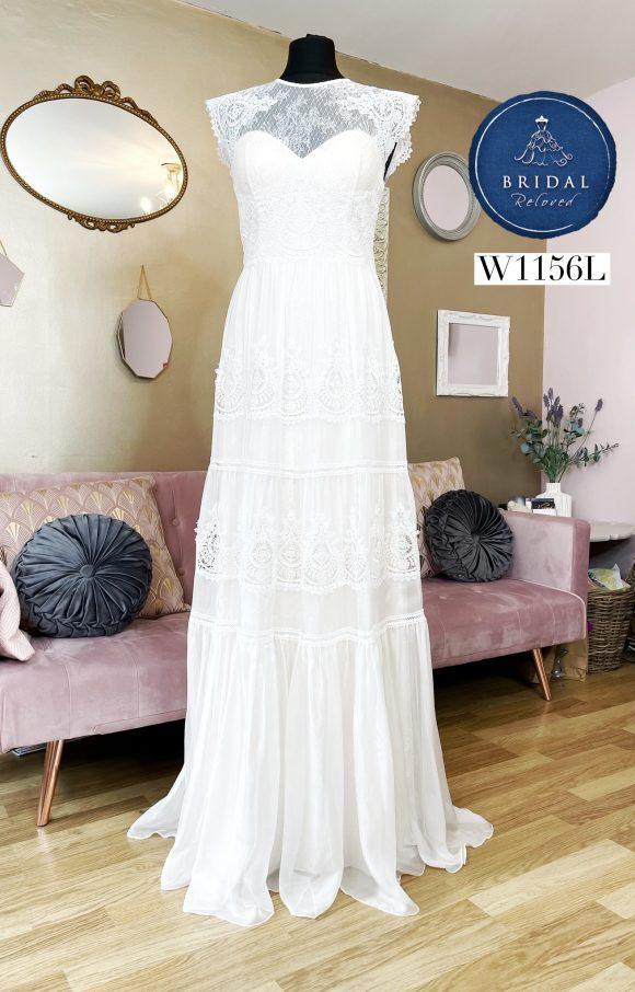 Catherine Deane | Wedding Dress | Aline | W1156L