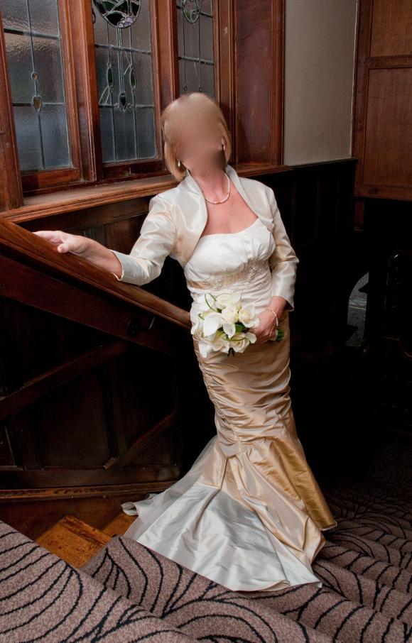 Linea Raffaelli | Wedding Dress | Fishtail | C2342
