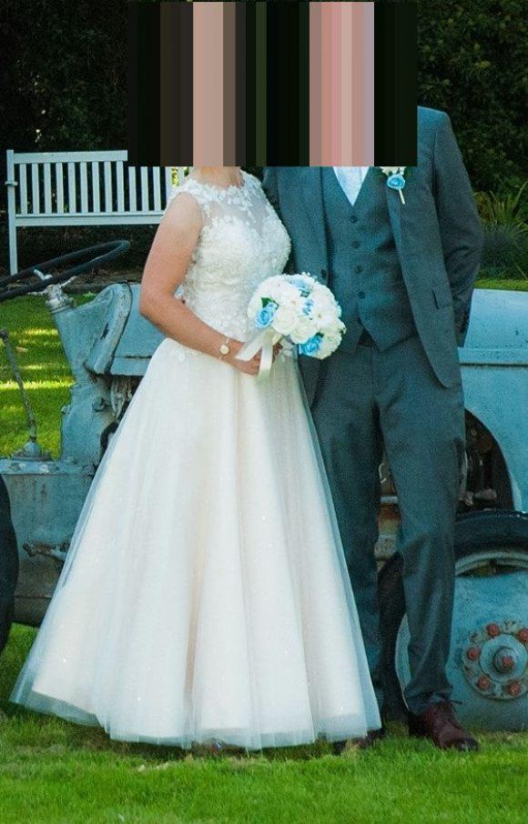 Chloe Bridals | Wedding Dress | Aline | C2348