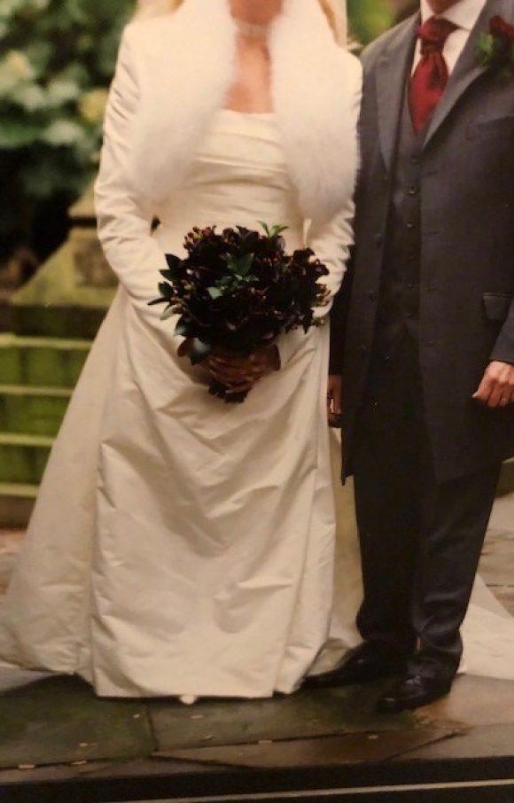 Caroline Castigliano   Wedding Dress   Two Piece   C2336
