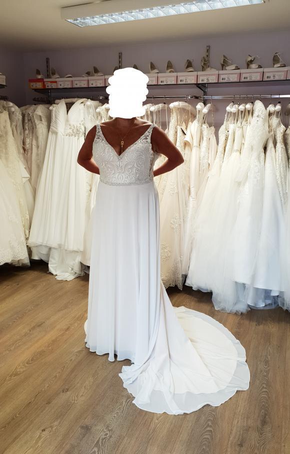 Morilee   Wedding Dress   Aline   C2479