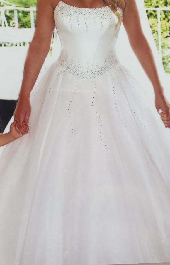 June Brides | Wedding Dress | Princess | C2379