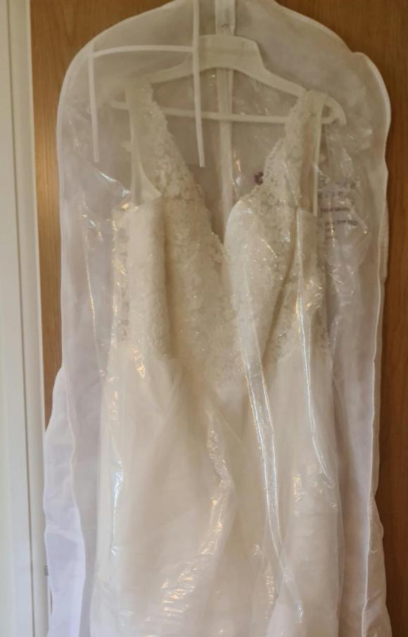 Richard Designs | Wedding Dress | Aline | C2412