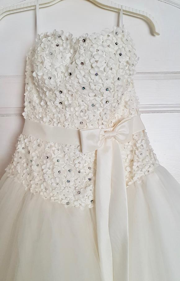Bonny | Wedding Dress | Aline | C2404