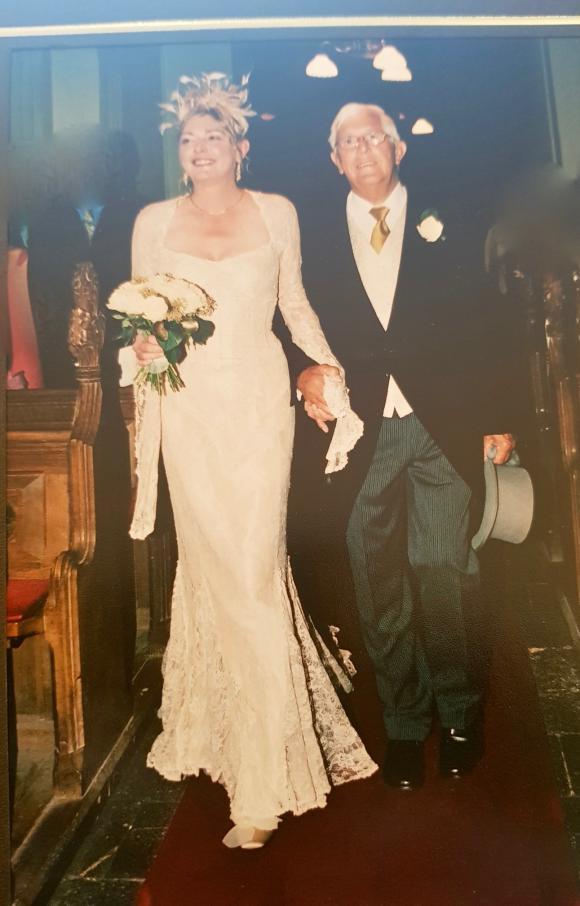 Ian Stuart   Wedding Dress   Fishtail   C2428