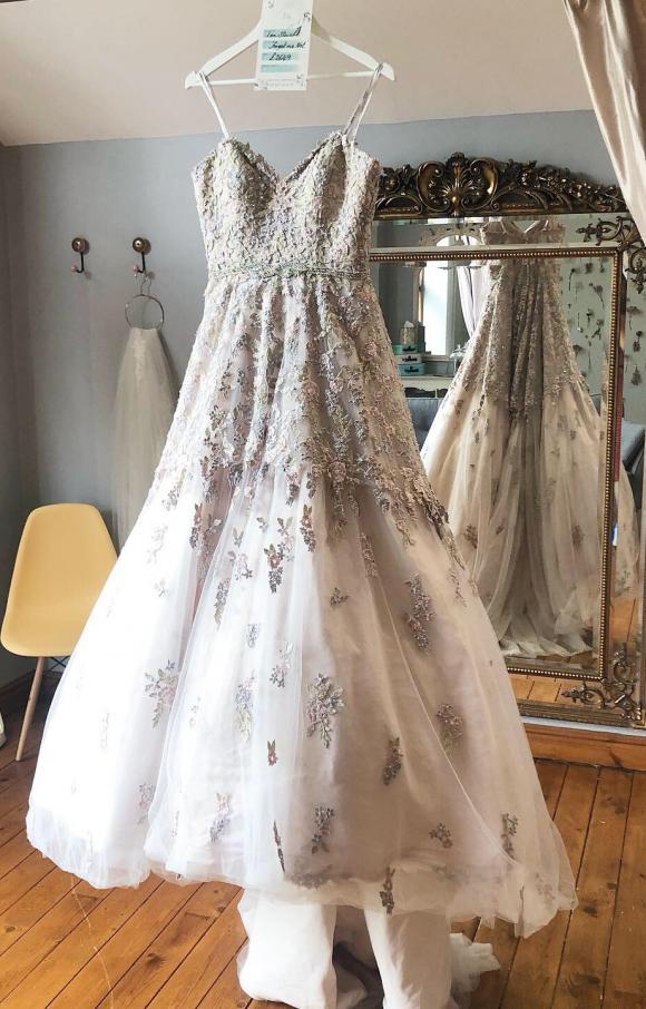 Ian Stuart   Wedding Dress   Princess   C2568